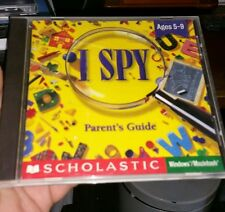 I Spy Parent's Guide Ages 5-9 PC GAME - FREE POST