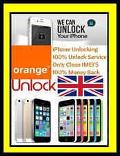 EE / T-MOBILE / ORANGE UK UNLOCKING SERVICE IPHONE 4 5 5S SE