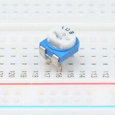 10x 10K Ohm Trim Pot Variable Resistor 6mm Horizontal Trimmer Potentiometer USA