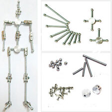 DIY kit of Stop Motion Animation Character metal Puppet Armature 14cm (high)