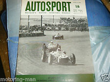 1960 OPORTO GRAND PRIX JACK BRABHAM WORLD CHAMPION STIRLING MOSS LOTUS JIM CLARK