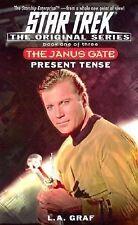 Original Series Star Trek - Janus Gate 01 Present Tense (2002) - Used - Mas