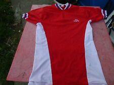 maillot de vélo vintage JA jacques Anquetil ? 66cm sur 44cm