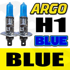 AUDI A3 8L1 H1 55W SUPER BLUE HALOGEN HID HIGH MAIN BEAM HEADLIGHT BULBS PAIR
