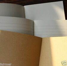 5X4 1 Blank Paper Refill For Passport Midori Traveler's Journal Diary Note Book
