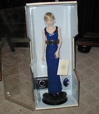 Franklin Mint Diana Princess of Style Porcelain Doll