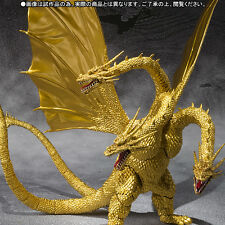 S.H. MonsterArts Godzilla King Ghidorah Special color Tamashii exclusive Bandai