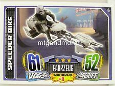 #050 Speeder Bike - Star Wars Rebel Attax