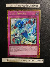 YUGIOH GOLD INFINITE PGL3-EN018 DARK ADVANCE