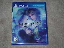 FINAL FANTASY X/X-2 HD REMASTER...PS4...***SEALED***BRAND NEW***!!!!!!!