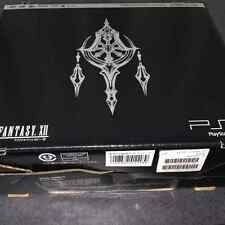 NEW PlayStation 2 PS2 Console FINAL FANTASY XII *GENUINE FROM JAPAN - $100 OFF*