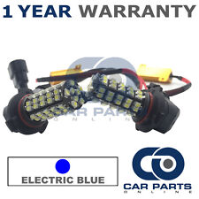 2X CANBUS BLUE HB4 60 SMD LED FOG LIGHT BULBS FOR VW POLO TOUAREG TRANSPORTER