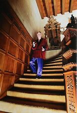 David Lachapelle Limited Edition Photo 35x50cm Hugh Hefner The Host at Home 2000