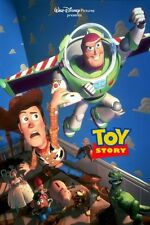 "Toy Story 1 Movie Poster Mini 11""X17"""