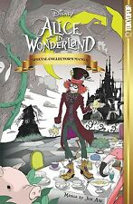 Alice in Wonderland Manga by Jun Abe HC Special Edition HC Tokyopop 2016