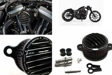 RC Crafts Air Cleaner+Intake Filter Syetem For 04-16 Harley Sportster XL883/1200