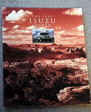 1994 ISUZU RODEO Dealer Sales Brochure PUBLICATION Car AUTOMOBILE SUV Truck