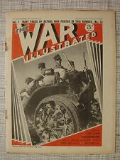 The War Illustrated #15 (Finland, Heligoland, Stalin, Rawalpindi, Stockholm RAF)