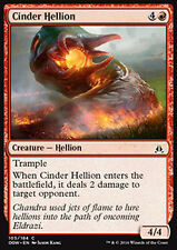 MTG 4x CINDER HELLION - INFERNALE DELLA CENERE - OGW - MAGIC