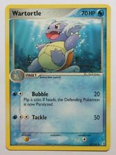 Wartortle - 42/100 Ex Crystal Guardians - Pokemon Card