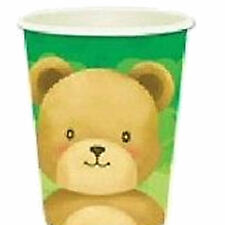 Teddy Bears Picnic Party Cups x 8
