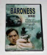 "Anthony Wong ""Baroness"" Chin Ka-Lok HK 2000 Action Bullet Ballet OOP NEW DVD"