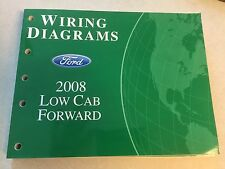2008 Ford Low Can Forward Wiring Diagram Repair Manual 08 Truck