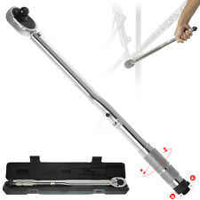 "1/2"" 28-120Nm 1-Way Bicycle Bike Torque Wrench Repair Tool"