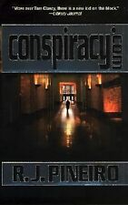 Conspiracy.com by R. J. Pineiro (2002, Paperback, Revised, Reprint)