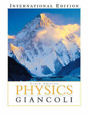 Physics: Principles with Applications by Douglas C. Giancoli (Paperback, 2003)