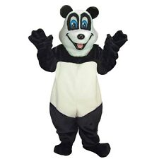 Happy Panda Professional Quality Mascot Costume Adult Size