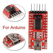5V/3.3V FTDI FT232RL USB a TTL Serial Adaptador Convertidor Módulo Para Arduino