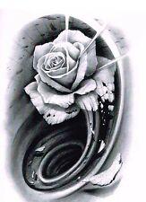 Tattoovorlagen 3000 Seiten Tattoo collection 2  motive Flashbook Cd neu + bonus