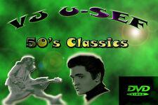 50's Classics Music Videos * Vols. 1 - 3 ** Little Richard Chuck Berry Elvis **