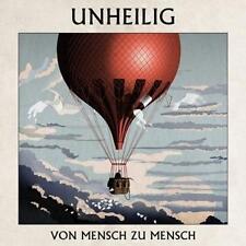 UNHEILIG - Von Mensch Zu Mensch (Limited Special Edition) -- CD + DVD NEU 4.11
