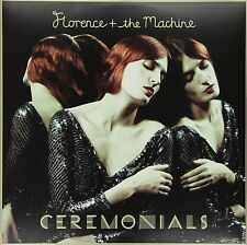 2LP FLORENCE + THE MACHINE  CEREMONIALS   VINYL
