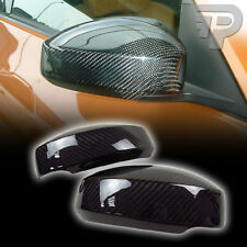 CARBON FIBER 03-08 For 350Z Z33 FAIRLADY Z COUPE 2D DOOR WING MIRROR COVER ▼