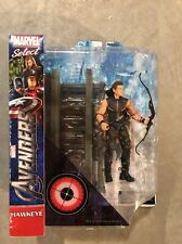 Marvel Select Hawkeye Avengers Movie Diamond Toys