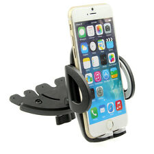 360° Universal Car CD Slot Dash Mount Holder Stand Dock For Cell Phone GPS