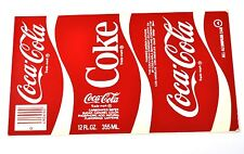 Coca Cola Coke USA Aufkleber Sticker Decal 21x12 cm Dosen Can Print Los Angeles
