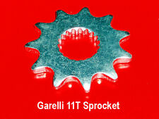 GARELLI (NOS) 11T Front Engine Sprocket Agrati Tiger Cross Junior Broncco B/R4