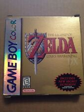 GAMEBOY COLOR ZELDA DX COMPLETE USA FREE UK POSTAGE