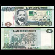Mozambique 1000 Meticais, 2011, P-154, UNC