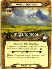 Lord of the Rings LCG - 1x Banks of Morthond #017 - The Stone of Erech