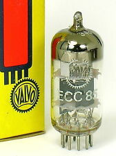 NOS SIEMENS ECC85 6AQ8 SINGLE TUBE MUNICH W. GERMANY 1968 AMPLITREX PROOF L@@K!