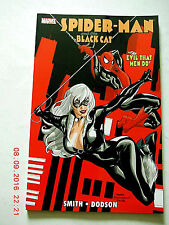 MARVEL SPIDER MAN / BLACK CAT THE EVIL THAT MEN DO TPB! NEW!