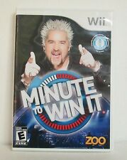 Minute to Win It (Nintendo Wii, 2010)