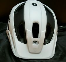 Scott Mythic Mountain Bike Bicycle Helmet White Medium