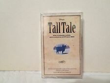 TALL TALE  (NEW, SEALED and RARE  Walt Disney Soundtrack Cassette) Randy Edelman