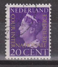 D23 Dienst zegel 23 used gest. NVPH Netherlands Nederland Pays Bas COUR